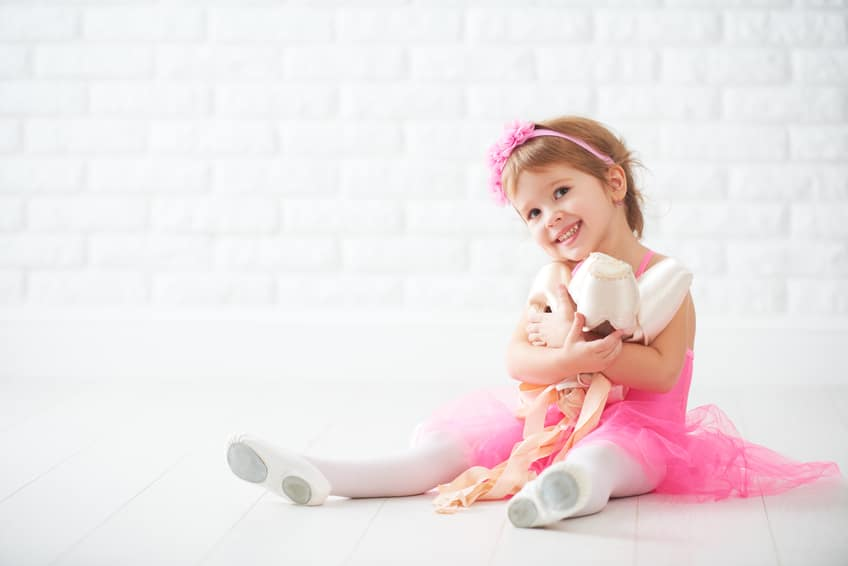 Dance Classes for Toddlers Aged 3 to 5