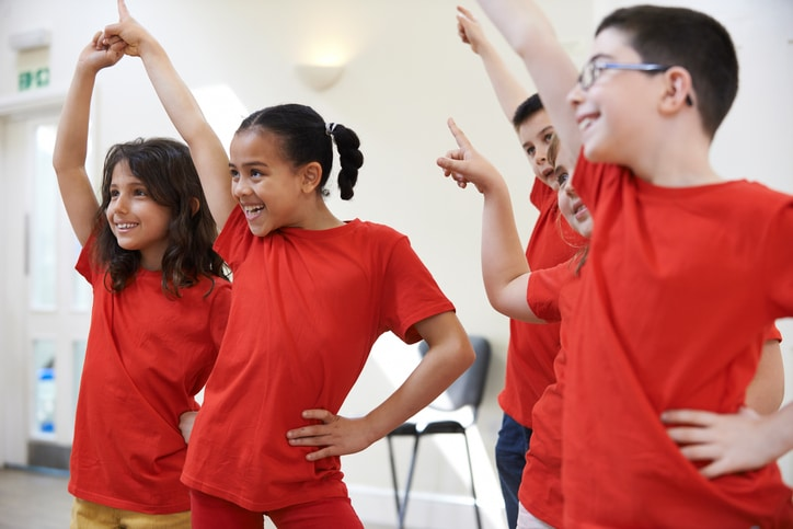 Why Should Your Child Learn Dance?