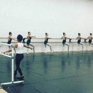 Ballet dance class in Toronto