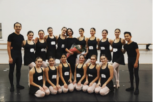 Ballet-Instructor