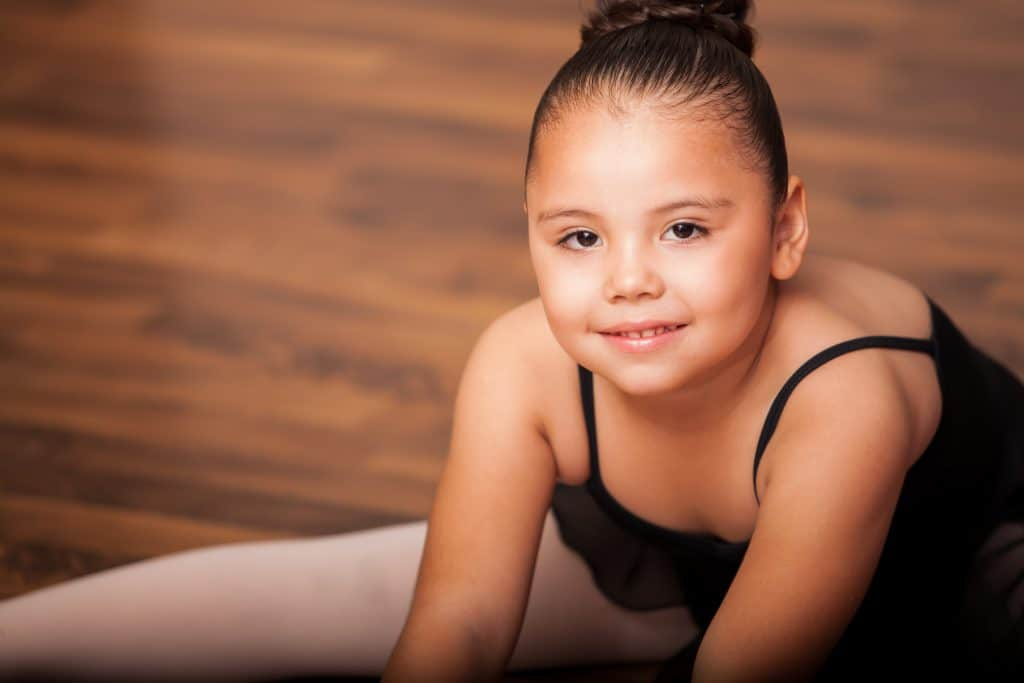 Dance Classes Can Benefit Overweight Children