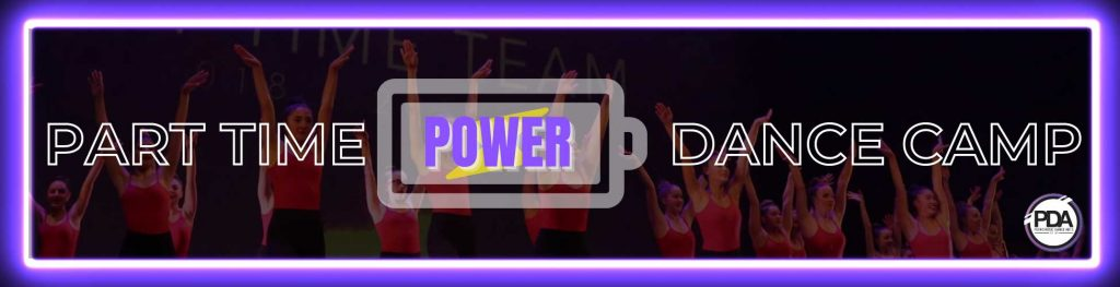 Part Time Competitive Power Dance Camp in Vaughan and Etobicoke